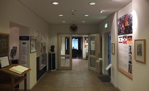 Brandenburg-Preußen Museum Wustrau - Eingang
