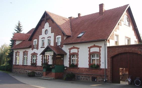 Landgasthof für Pferd und Reiter