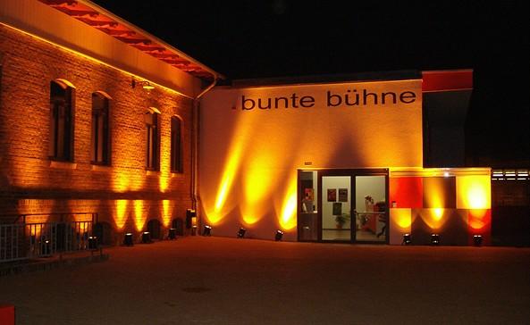 Bunte Bühne, Foto: Matthias Härtig