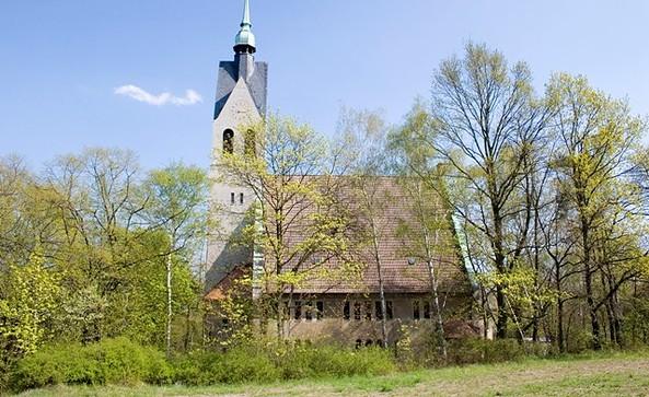 Friedenskirche Wildau, Foto: TV Dahme-Seen e.V.