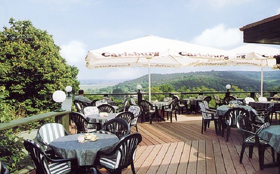 "Panoramarestaurant ""Carlsburg"""