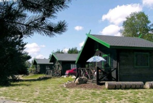 Spreewald-Natur-Camping - Ferienhütten