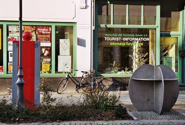 Touristinformation Guben, Foto: Archiv Marketing und Tourismus Guben e.V.