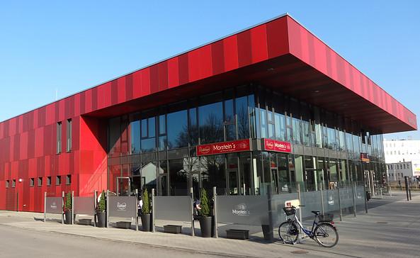 Bürgerhaus Neuenhagen, Foto: Jutta Skotnicki