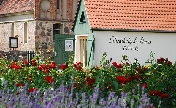 Lilienthal-Museum Derwitz, Foto: Tourismusverband Havelland e.V.