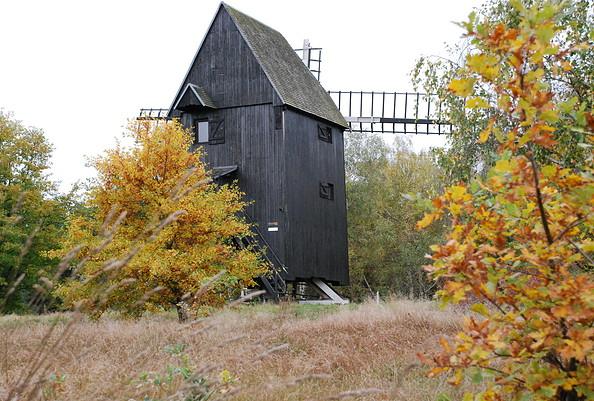 Bockwindmühle, Foto: Tourismusverband Havelland e.V.