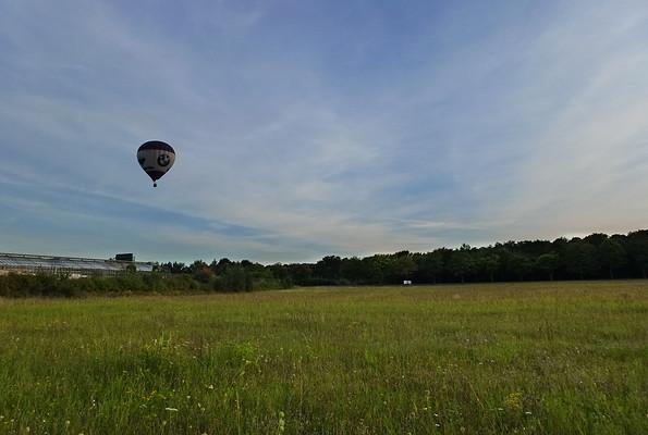 Thomas Piede Balloon Adventures 2, Foto: Tourismusverband Dahme-Seen e.V.