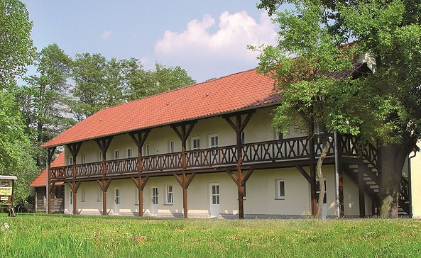 Pension Spreeaue in Burg (Spreewald), Foto: Pension Spreeaue