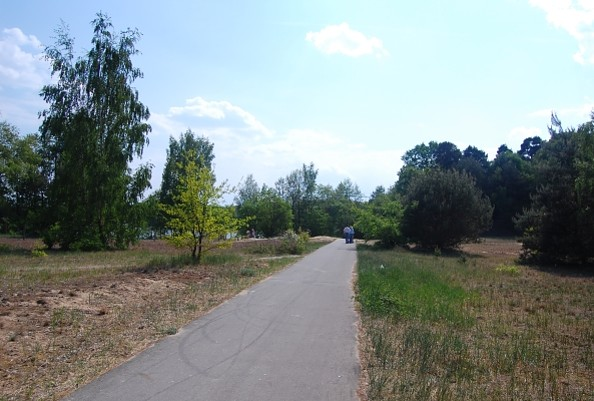 Mauerweg bei Hennigsdorf