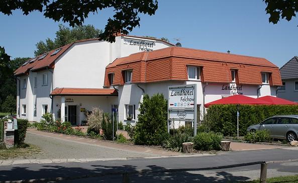 Landhotel Felchow - Außenansicht, Foto: tmu GmbH