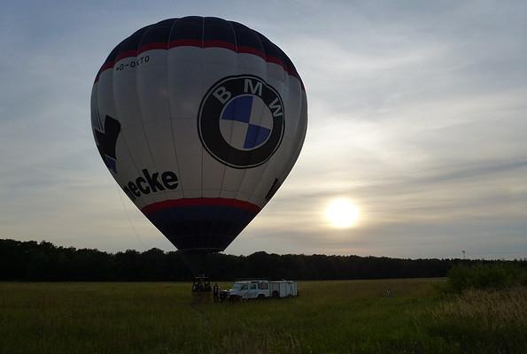 Thomas Piede Balloon Adventures 4, Foto: Tourismusverband Dahme-Seen e.V.