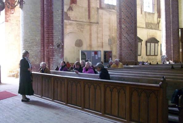 Wunderblutkirche Bad Wilsnack, Foto: Tourismusverband Prignitz e.V.
