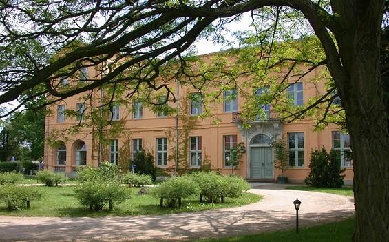 """Restaurant """"Die Orangerie"""" im Hotel Schloss Ziethen"""