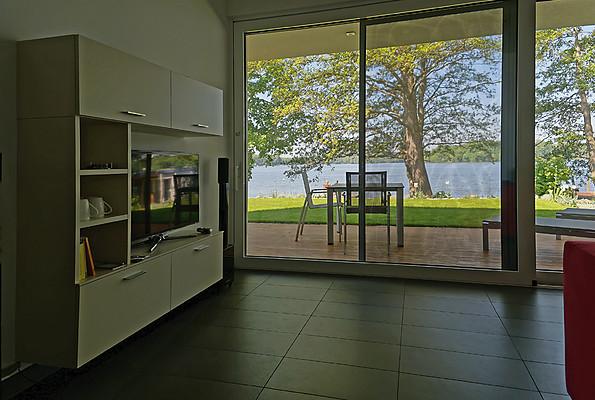 Refugium am See - Ferienwohnung Kurt Tucholsky, Foto: Tourismusverband Dahme-Seen e.V. / Familie Bohn