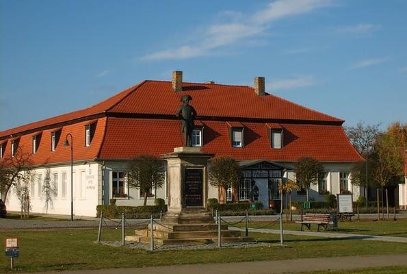 Kloster Zinna - Die Försterei, Foto: Museum Kloster Zinna
