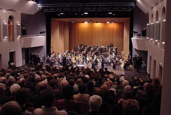 Brandenburger Theater © W. Rogge