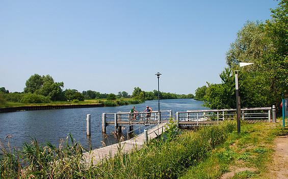 Wassertouristisches Zentrum Milow