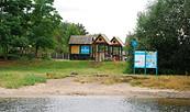 Naturbadestelle Bahnitz, Foto: Tourismusverband Havelland e.V.