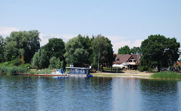 Naturbadestelle Hohennauen, Foto: Tourismusverband Havelland e.V.