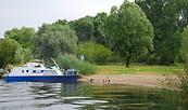 Naturbadestelle Strodehne, Foto: Tourismusverband Havelland e.V.