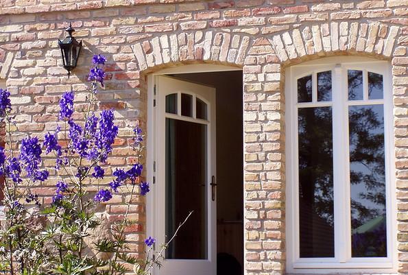 Eingang Familienhaus