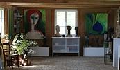 """Galerie im Kornfeld"", Foto: Atelier Lomas"