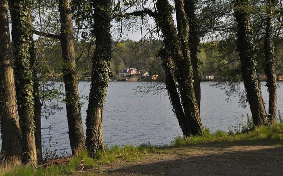 Badestellen am Wutzsee in Lindow (Mark)