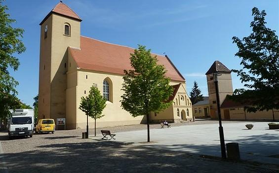 St.-Laurentius-Kirche, Rheinsberg