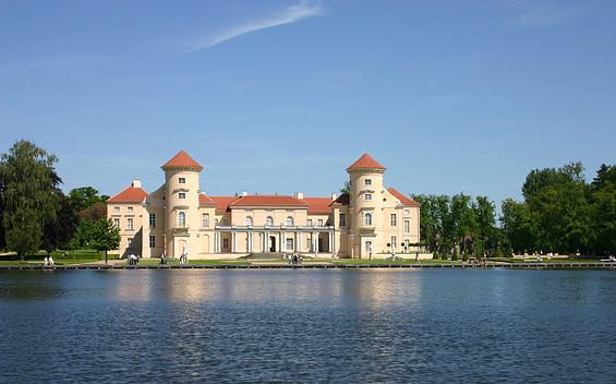 Stadt- und Schlossparkführung in Rheinsberg