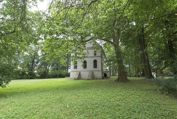 Schloss Wiepersdorf, Foto: TMB-Fotoarchiv/Steffen Lehmann