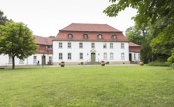 Künstlerhaus Schloss Wiepersdorf, Foto: TMB-Fotoarchiv/Steffen Lehmann