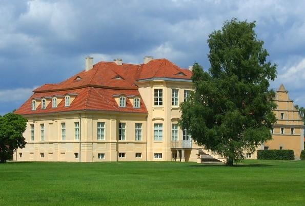 Herrenhaus Reckahn (c) Foto: Rochow-Museum