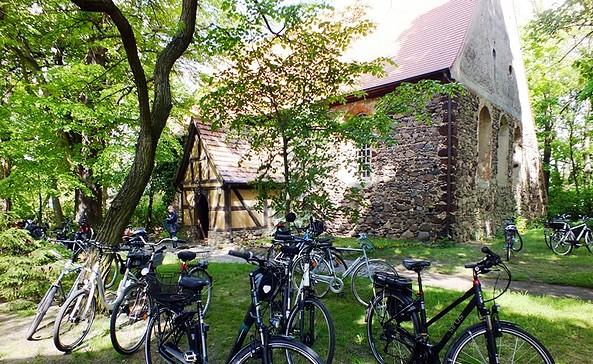 Radler, Foto: UNESCO Global Geopark Muskauer Faltenbogen