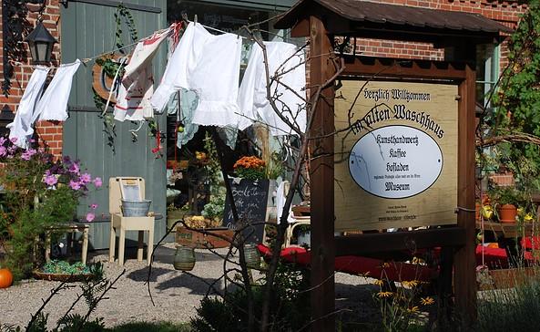 Altes Waschhaus Ribbeck, Foto:TV Havelland e.V.