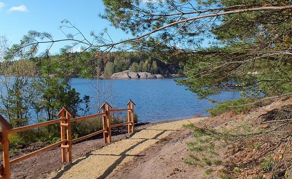 Grube Babina in Polen, Foto: UNESCO Global Geopark Muskauer Faltenbogen