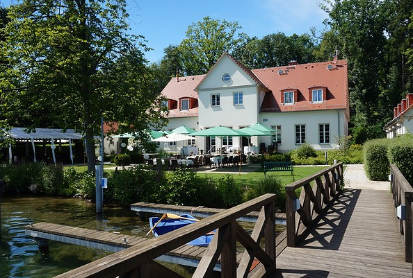 Restaurant Café Wildau, Foto: Jan Hoffmann