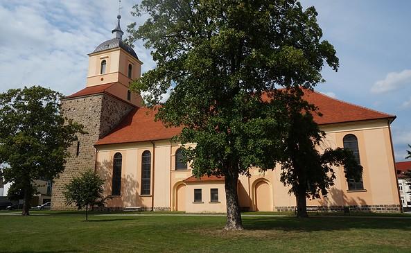 Stadtkirche Zehdenick, Foto: Jan Hoffmann