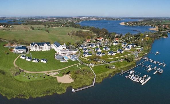 Resort Schwielowsee - Hafen