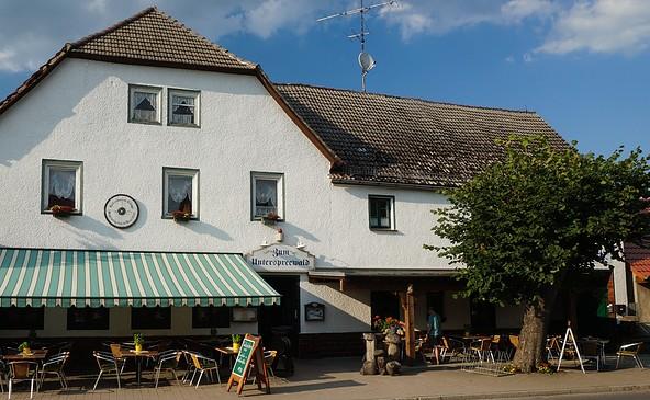 "Gasthof ""Zum Unterspreewald"", Foto: Jan Hoffmann"