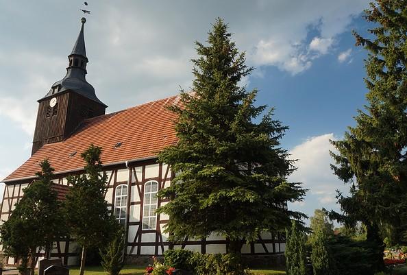 Dorfkirche Schlepzig, Foto: Jan Hoffmann