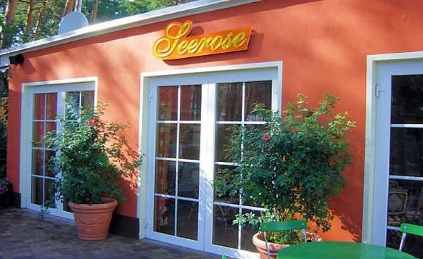 """Restaurant """"Seerose"""", Foto: Camping- und Ferienpark am Plauer See"""
