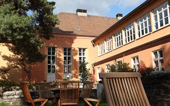 "Kulturzentrum ""DAS HAUS"" Altes Lager"