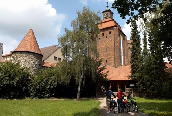 Stadtmauer Bernau, Foto: WITO GmbH
