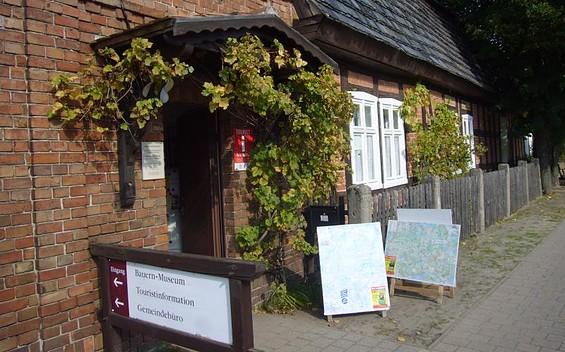 Tourist-Info Unterspreewald in Schlepzig