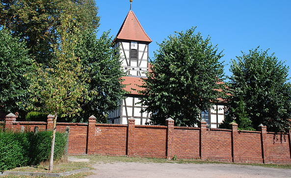 Kirche Semlin, Foto: Tourismusverband Havelland e.V.