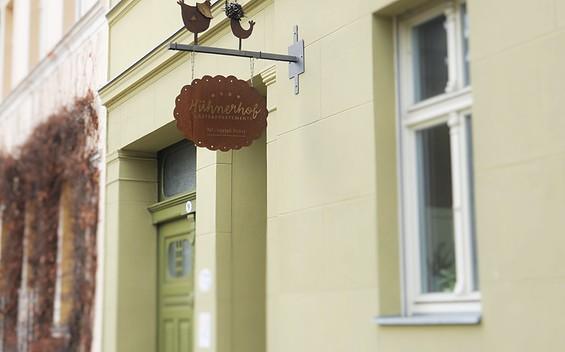 Hühnerhof Treuenbrietzen - Gästeappartements