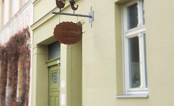 Gästeappartements Hühnerhof, Foto: Tourismusverband Fläming e.V./M.Majakova
