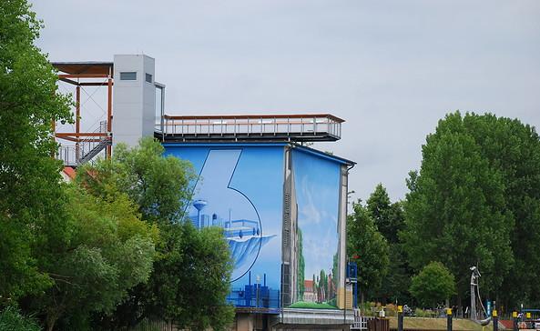 Aussichtsplattform Premnitz, Foto: Tourismusverband Havelland e.V.