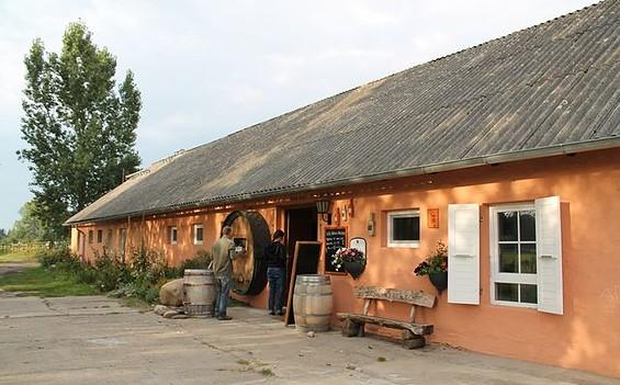 Weingut Klosterhof Töplitz