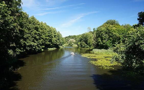 Historische Schiffertour zum Finowkanal und Werbellinsee